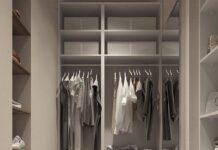 wyposażenie garderoby