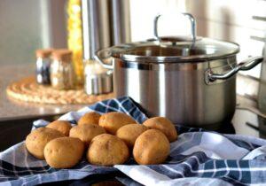 Jak ugotować ziemniaki?