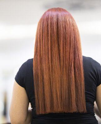 Jak zmyć farbę do włosów ze skóry?